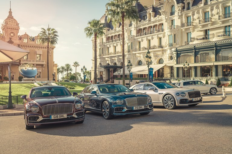 Iniziate le consegne di Bentley Flying Spur - image Bentley-Flying-Spur on https://motori.net