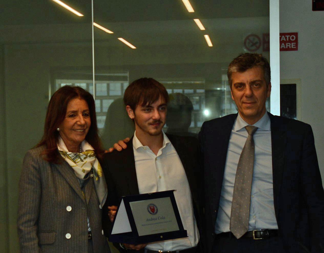 Paolo Andreucci e Anna Andreussi di nuovo nel Tricolore - image DSC_3579 on https://motori.net