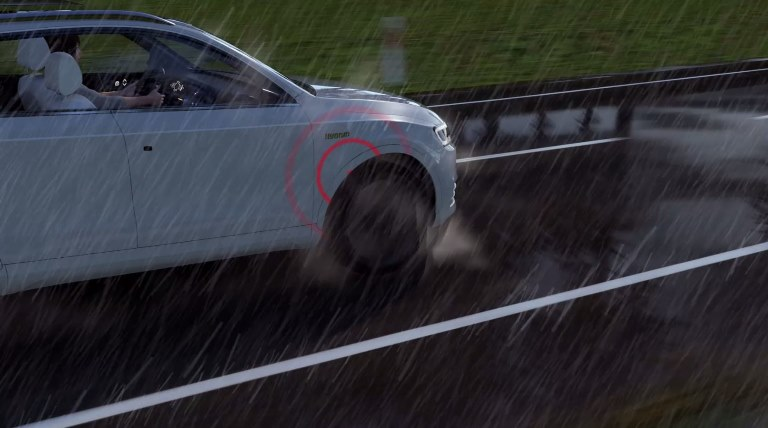 Elfyn Evans va a segno nel Rally di Svezia - image HELLA_Sensore-SHAKE on https://motori.net