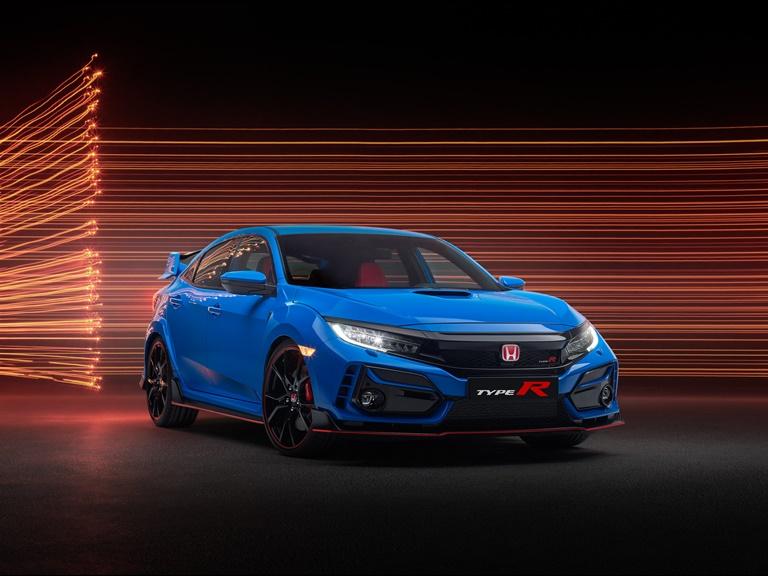 "Le auto più ""verdi"" secondo Green NCAP - image Honda-Civic-type-r-gt-front-34 on https://motori.net"