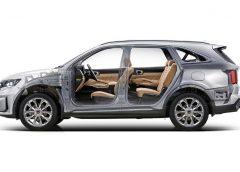 """C'è anche Opel Crossland X nel film """"Si vive una volta sola"""" - image Kia-Sorento-Piattaforma-240x172 on https://motori.net"""