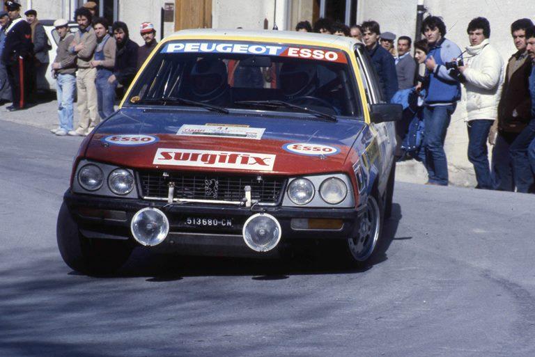 50 anni di Opel Ascona - image PEUGEOT-505-TD-RALLY on https://motori.net