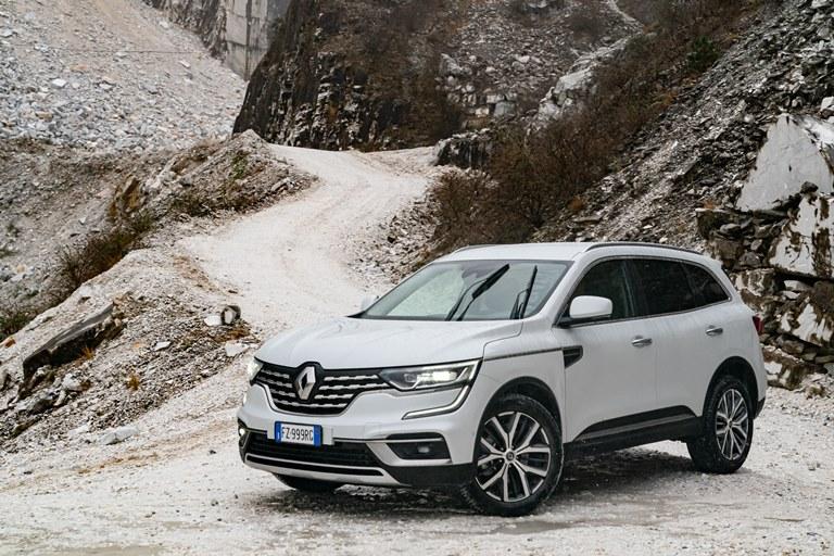 Koleos, l'auto dai due volti - image Renault_KOLEOS on https://motori.net