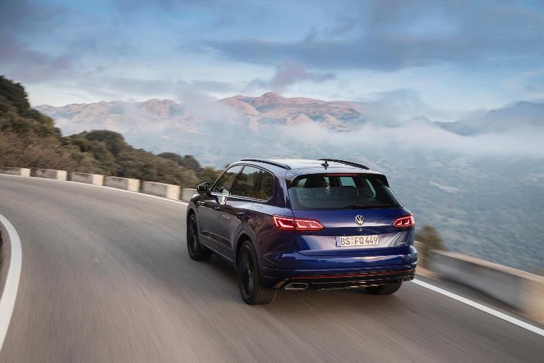50 anni di Opel Ascona - image VW-Touareg-R on https://motori.net