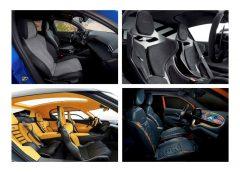 Sedili e cinture Sabelt per Giulia  GTAm - image Alcantara--240x172 on https://motori.net