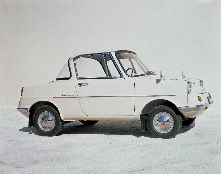 Ambiente e motosport: Opel da sempre all'avanguardia - image Mazda-R360-Coupe-ab-1960_4 on https://motori.net