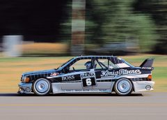Liqui Moly resta in Formula 1 - image Mercedes-190-E-2.5-16-DTM-240x172 on https://motori.net