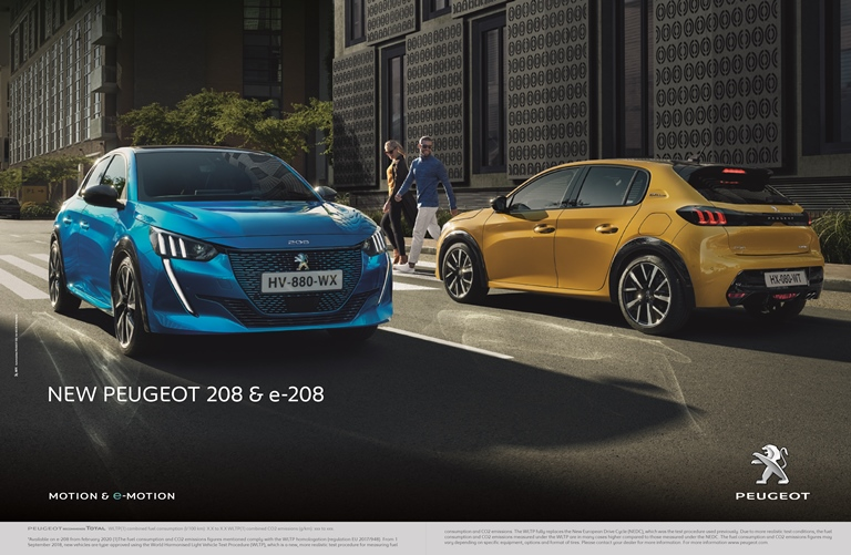Dacia Spring rivoluzione elettrica - image PEUGEOT_208_2march_2_0 on https://motori.net