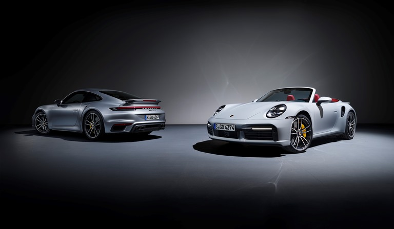 Decisamente Turbo, decisamente nuova - image Porsche-911-Turbo-S on https://motori.net