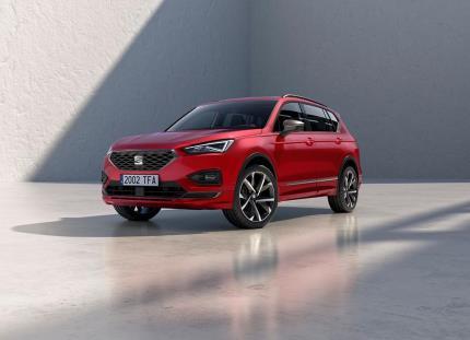 Ambiente e motosport: Opel da sempre all'avanguardia - image SEAT-Tarraco on https://motori.net