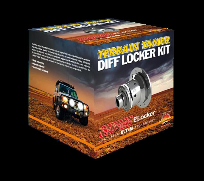 Terrain Tamer amplia la gamma dei kit Diff Locker - image TerrainTamer_Diff-Locker on https://motori.net
