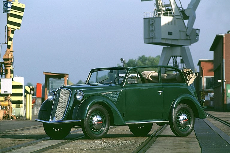 Nel 1935 la Opel Olympia fa la storia - image 0000D21F on https://motori.net