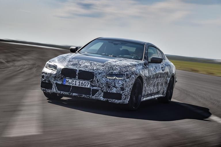 Prossimamente sulle nostre strade la nuova BMW Serie 4 Coupé - image Bmw-4-series on https://motori.net