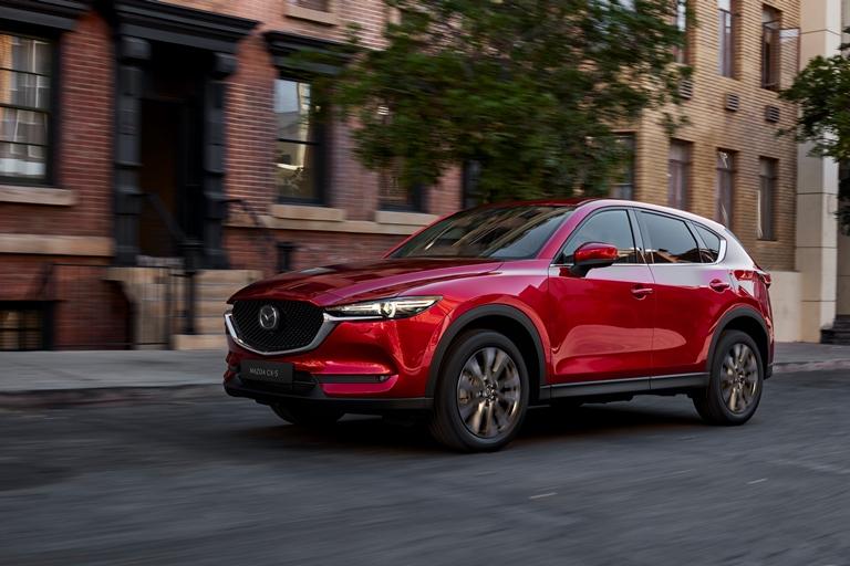 La nuova Mazda CX-5 2020 sul mercato italiano - image 2020_Mazda_CX-5 on https://motori.net