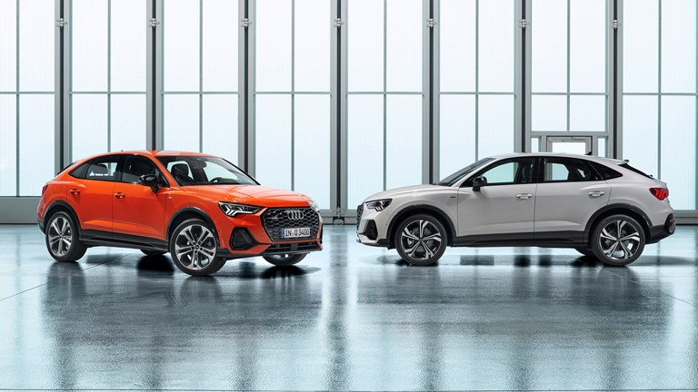 Entrare nel mondo Audi non è mai stato così facile - image Audi-Q3-Sportback on https://motori.net