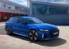 """La vernice dei veicoli Ford """"a prova di tutto"""" - image Audi-RS-6-Avant-25-year-240x172 on https://motori.net"""