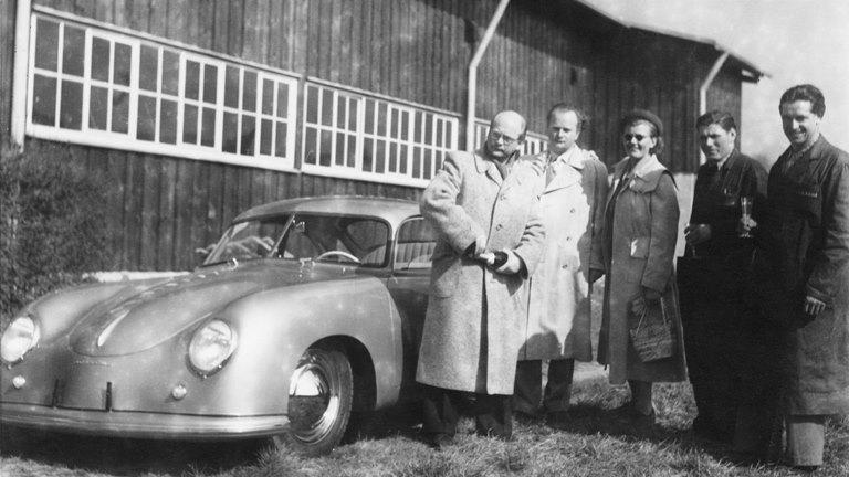 70 anni fa la prima consegna di una Porsche - image Bild_1 on https://motori.net