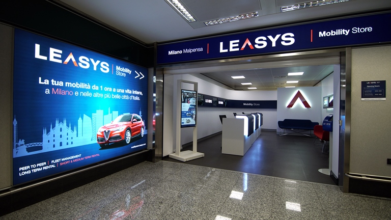 Riparti con Leasys Be Free - image Leasys-Mobility-Store on https://motori.net