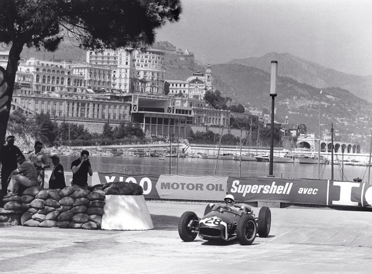 Inspired by Jean-Charles de Caltebajac - image Moss-GP-Monaco-1960 on https://motori.net