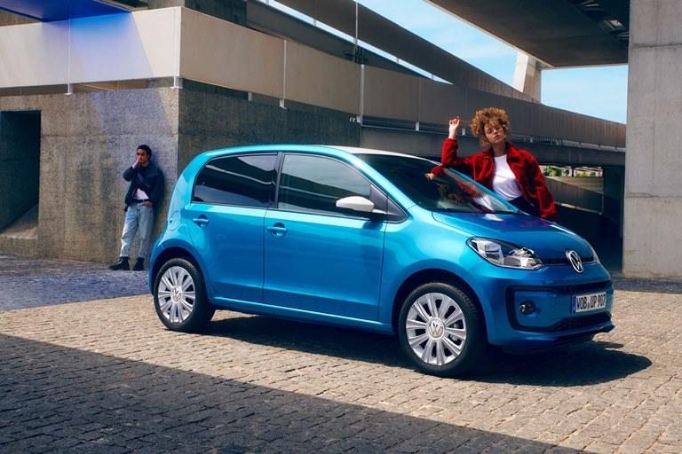 "Noleggio Volkswagen, 3 mesi ""for free"" - image Nuova-up on https://motori.net"