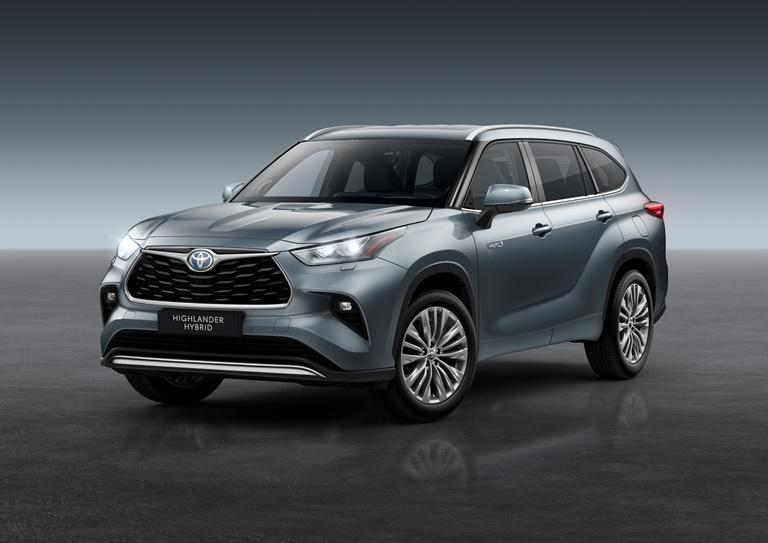 "In Europa arriva un ""Highlander"" - image Toyota-Highlander on https://motori.net"