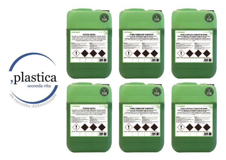 Nuove taniche Plastica Seconda Vita - image FRA-BER_TANICHE_Plast_Seconda_Vita_PSV_EvoEnzymes on https://motori.net