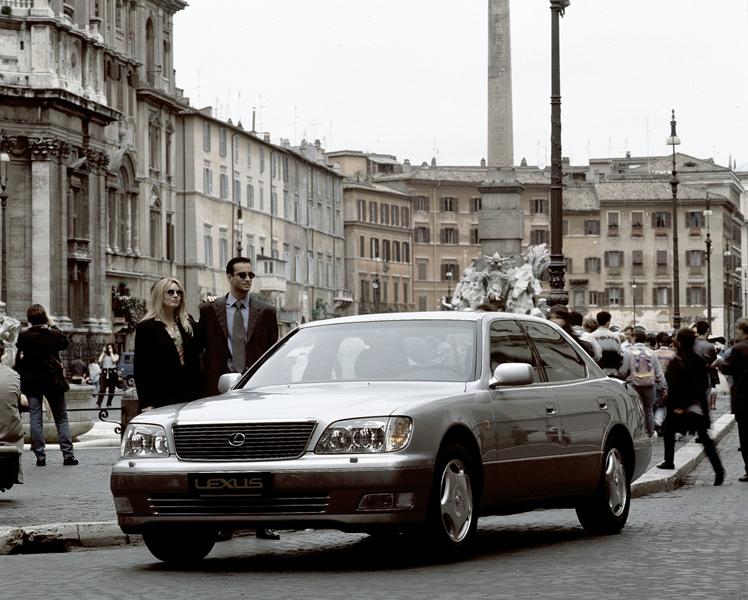 50 anni di giapponesi in Italia - image Lexus-a-Roma on https://motori.net