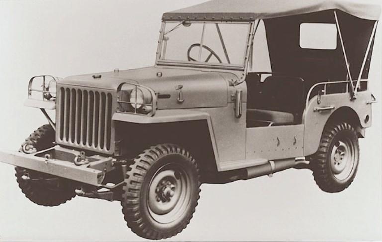 Partono i Motor Valley Tours - image Toyota-Land-Cruiser-BJ-1951 on https://motori.net