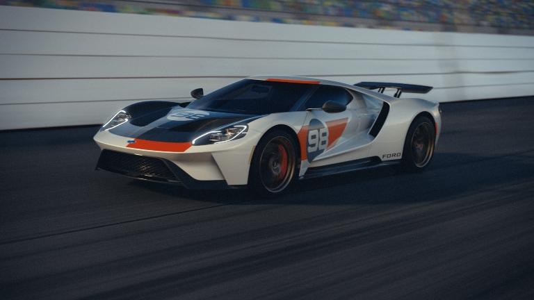 Nuovissima ultraleggera ed innovativa piattaforma McLaren - image 2021-Ford-GT-Heritage-Edition-01 on https://motori.net