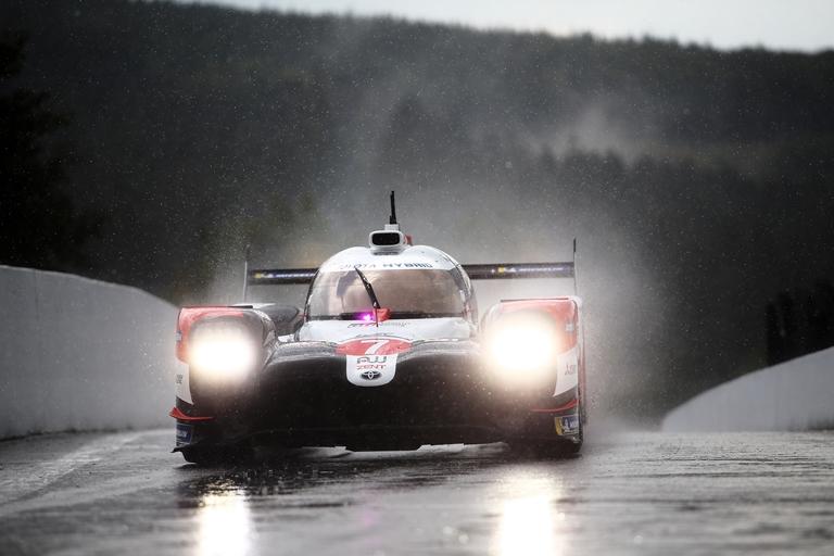 Nuovissima ultraleggera ed innovativa piattaforma McLaren - image 67268-wec-2019-2020-rd-143 on https://motori.net