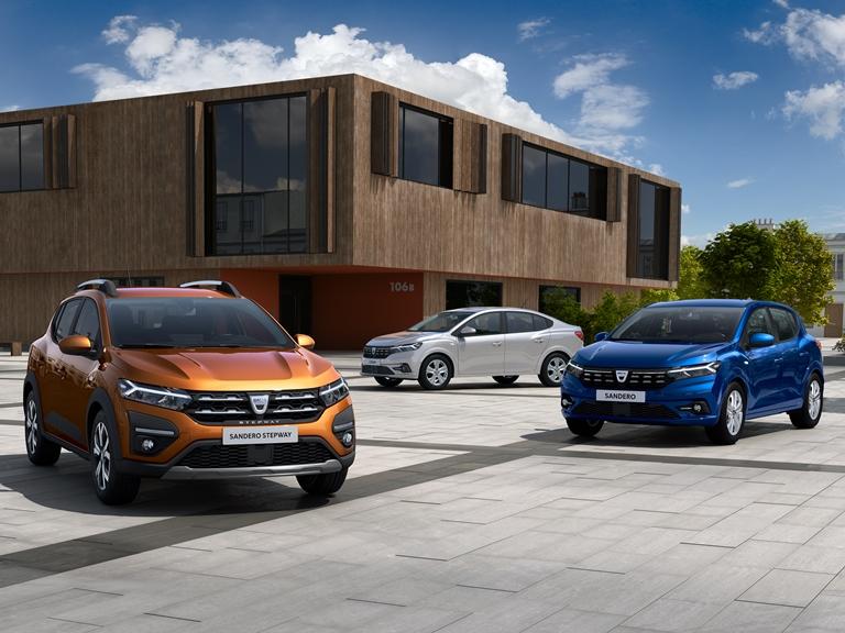 Tecnologia Bridgestone ENLITEN per la nuova Golf 8 - image 2020-New-Dacia-SANDERO-SANDERO-STEPWAY-and-LOGAN on https://motori.net