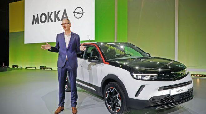 Opel Mokka anteprima - image Opel-Mokka-Vorstellung-Lohscheller-2-660x365 on https://motori.net