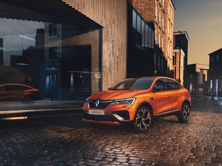 Il primo e-SUV di Volkswagen - image Renault-Arkana on https://motori.net