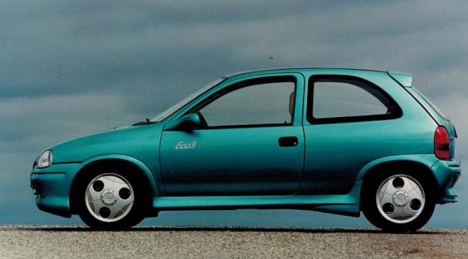 Opel Corsa Eco 3 - image 1995-Corsa-Eco-3-2-660x365 on https://motori.net
