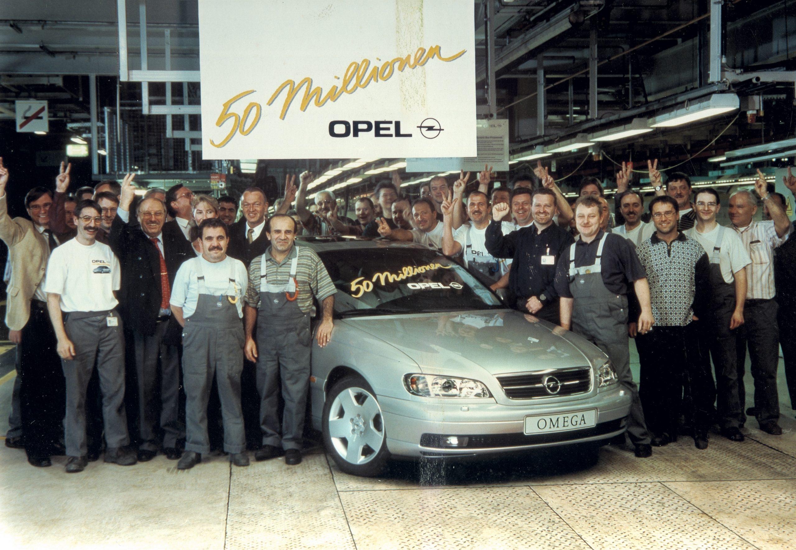 Elettrico senza vincoli con la Formula Flex & Free - image 1999-50-milioni-Opel-scaled on https://motori.net