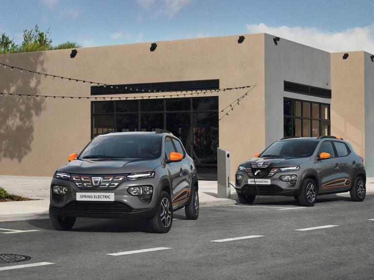Dacia e Suzuki ancora in Serie A - image 2020-Dacia-SPRING on https://motori.net