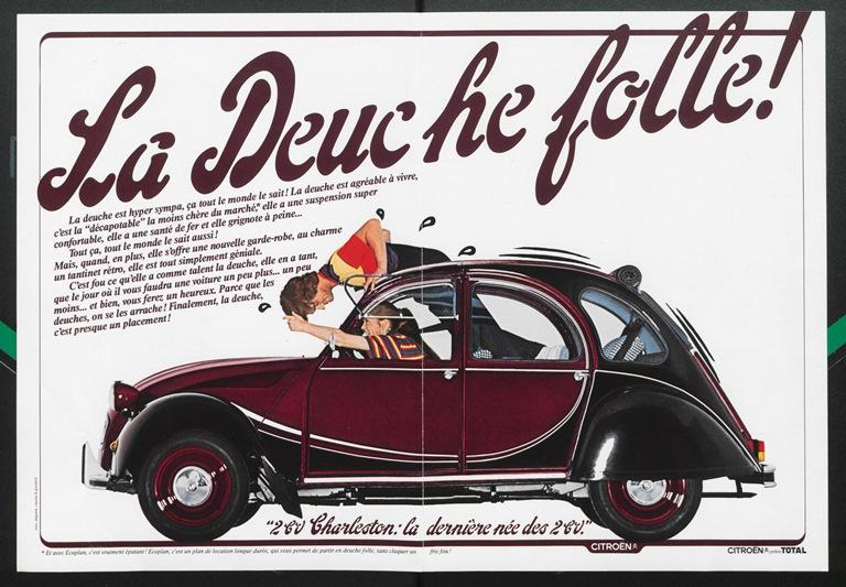 Black Pack per Peugeot 3008 GT - image CITROEN_2CV_CHARLESTON_EXTRAIT_BROCHURE_COMMERCIALE on https://motori.net
