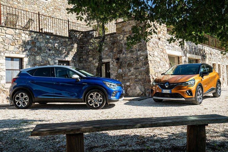 Renault Captur E-Tech vi porta lontano - image DSC08546.jpg on https://motori.net