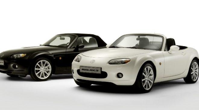 Mazda colori - image Mazda-MX-5-Black-1-1-660x365 on https://motori.net