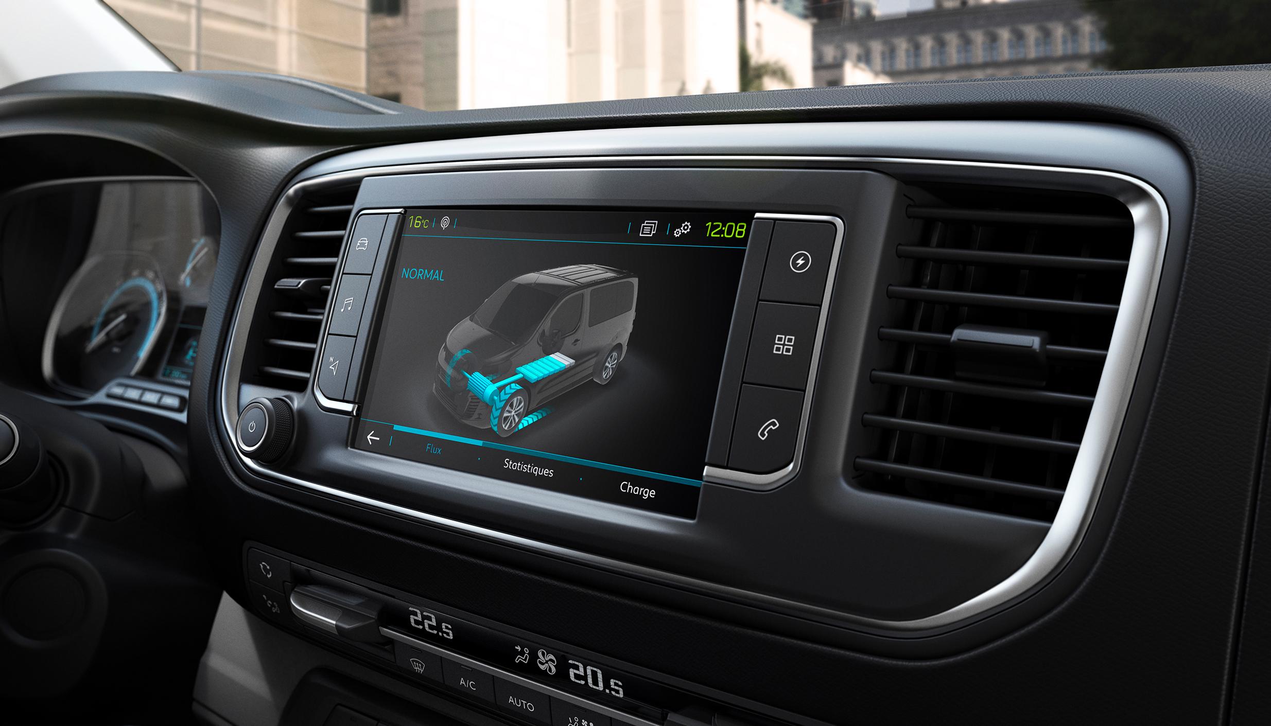 VW ID.3 e Waze mappano i punti di ricarica in Italia - image PEUGEOT-e-EXPERT on https://motori.net