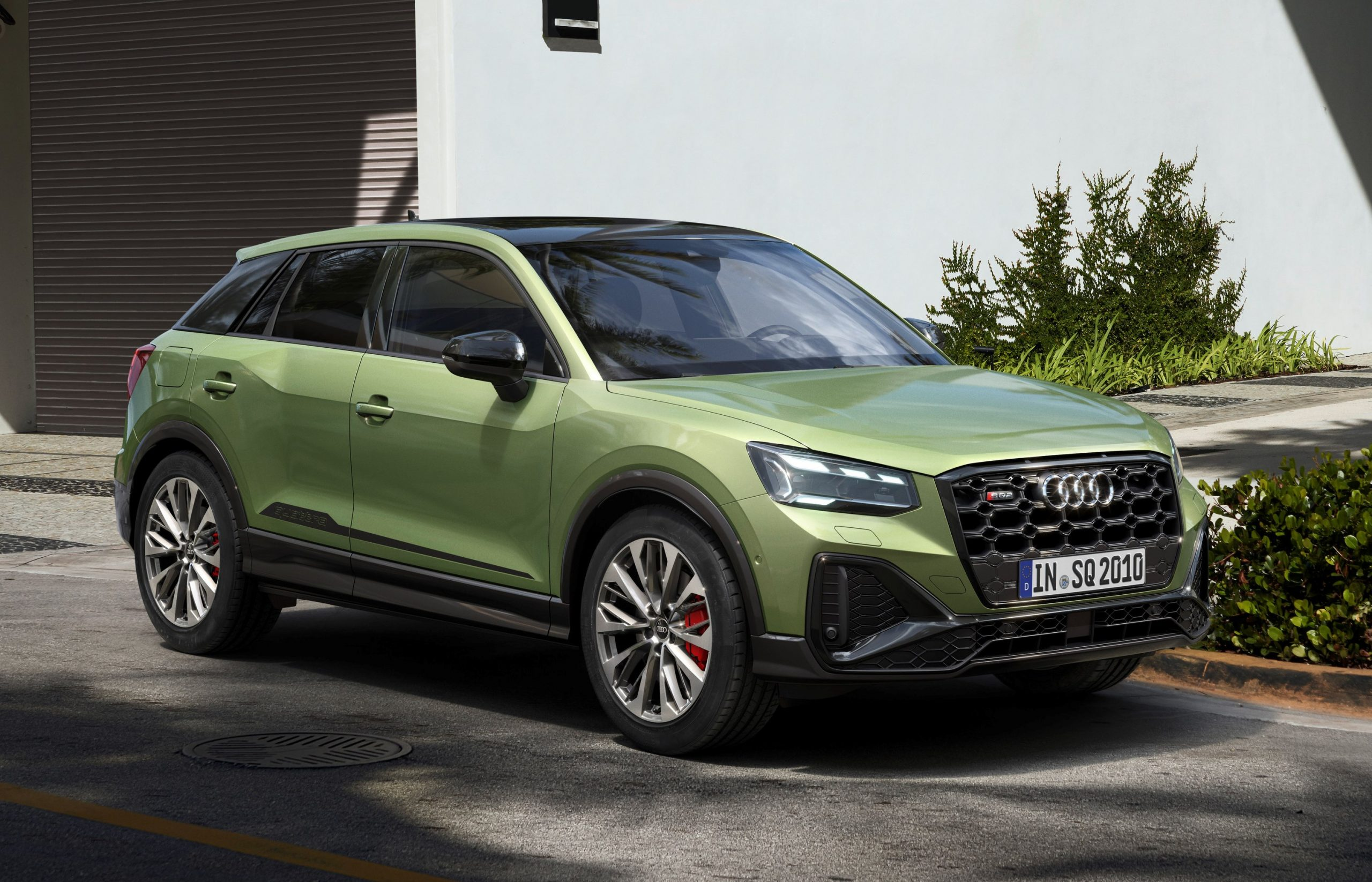 10 anni di Kodo Design - image Audi-SQ2_006-scaled on https://motori.net