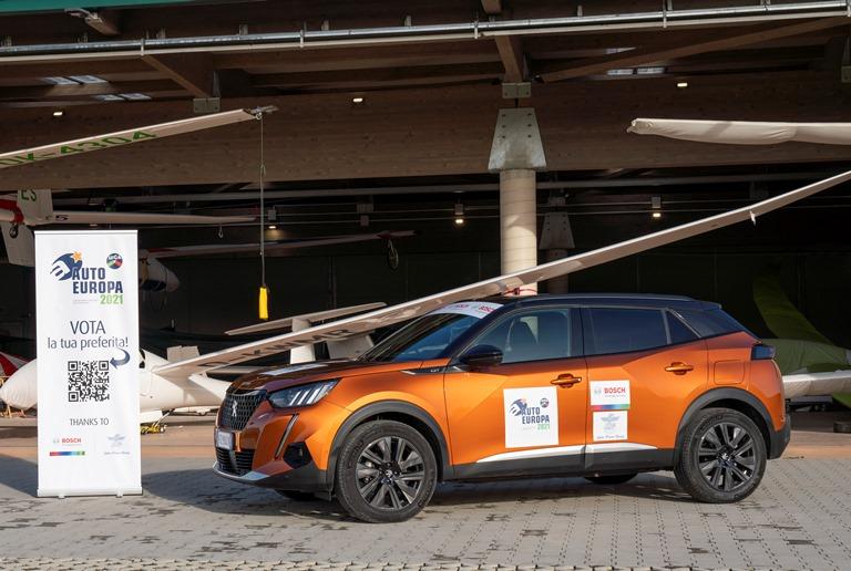 500 elettrica in car sharing con LeasysGo! - image NUOVA-PEUGEOT-2008-ELETTA-AUTO-EUROPA-2021-1_1 on https://motori.net