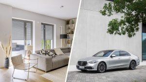 Come gestire casa dall'automobile