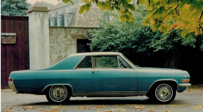 Opel  Diplomat Coupè - image 1965-Opel-Diplomat-V8-Coupè-2-660x365 on https://motori.net