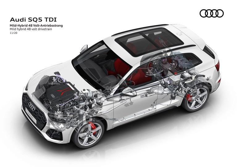 Nuova Audi SQ5 TDI: elettrificazione sportiva - image Audi-SQ5-TDI-PI on https://motori.net