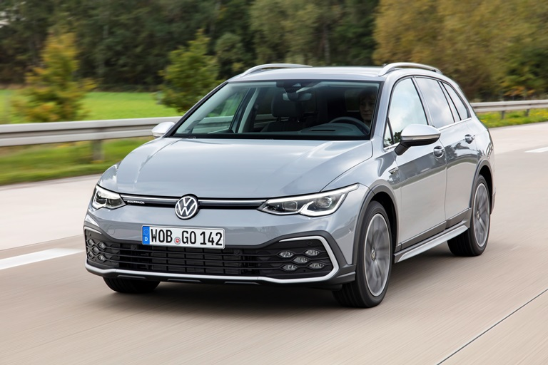 Nuovi crash test Euro NCAP - image Golf-Alltrack on https://motori.net
