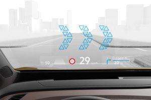 Head-Up Display a realtà aumentata per le nuove Volkswagen ID