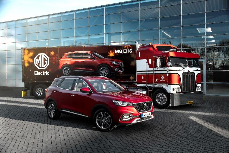 Jaguar Racing presenta la nuova I-Type 5 - image MG-EHS-and-Christmas-Truck-teaser-press-release-picture-LR on https://motori.net