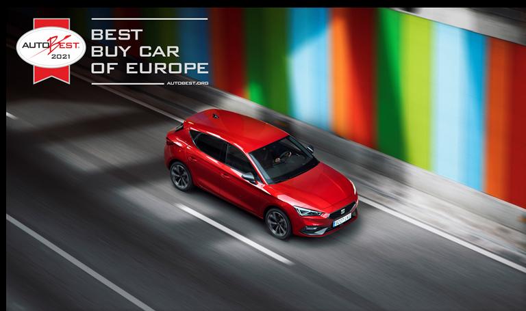 Ora le Porsche si acquistano online - image SEAT_Leon_AUTOBEST_2021 on https://motori.net