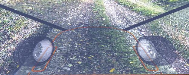 Nuovi crash test Euro NCAP - image evoque-vista-terreno on https://motori.net